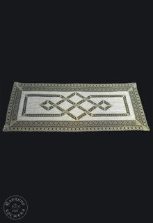 Track dining room lace