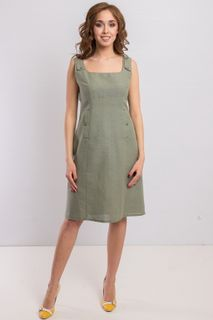Dress from flax, 559