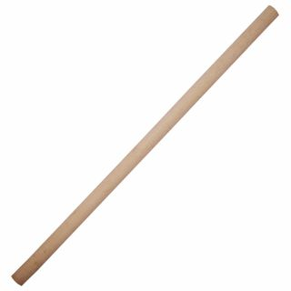 Tool handle, diameter 30 mm, length 120 cm, wooden, 74065