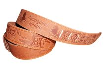 Strap with all famous breeds of horses