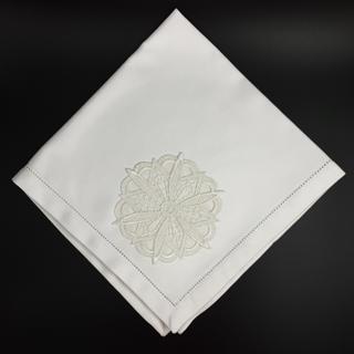 "Napkin handmade ""snowflake"", 40*40 cm"