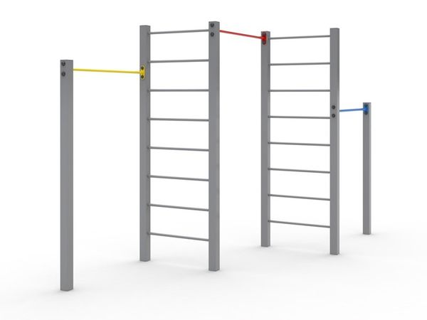 "Sports complex ""Ladder"" D407 powder paint"