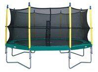 Safety net for Comfort trampoline