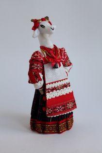 Doll gift. Koza-Dereza