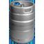 Bulk beer in kegs