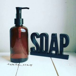 Organic Antibacterial Liquid Soap