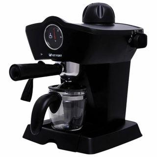 KITFORT TT-706, 800 W, 0.8 litre, 3.5 bar, hand cap, black