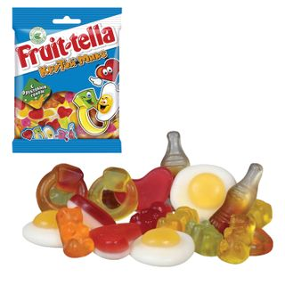 Fruit jelly chewing FRUITTELLA (Fruttella)