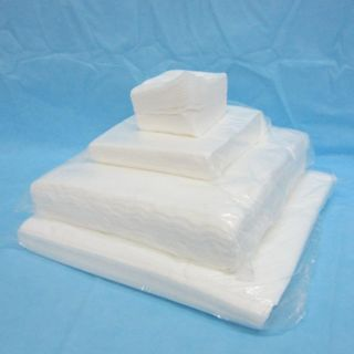 "Disposable napkin ""Absorbing"" White, 30 x 40"