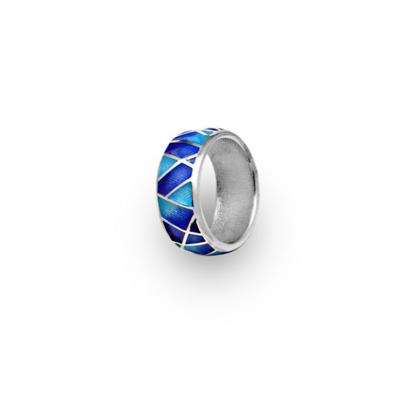 "Rostov enamel / Ring ""Mosaic"""