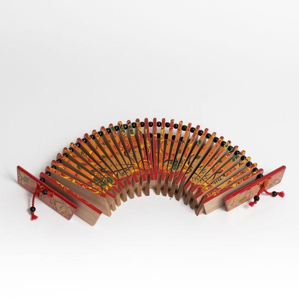 "Workshop Serebrov / Plated ratchet ""Accordion"""