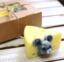 Handmade soap Rat
