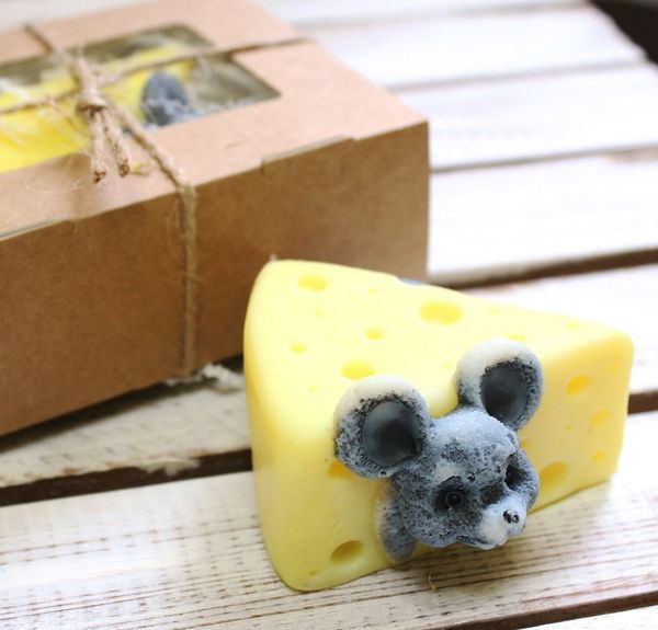 Handmade soap Rat