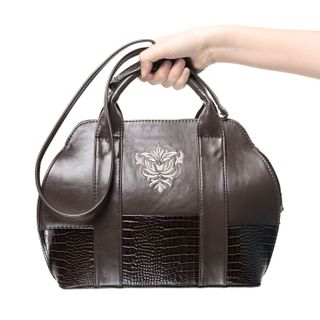 """Bag from eco-leather """"Diva"""""""