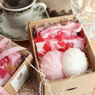Soap gift set Tenderness