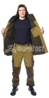 "Suit ""Gorka jacket"" (cloth tent), khaki"