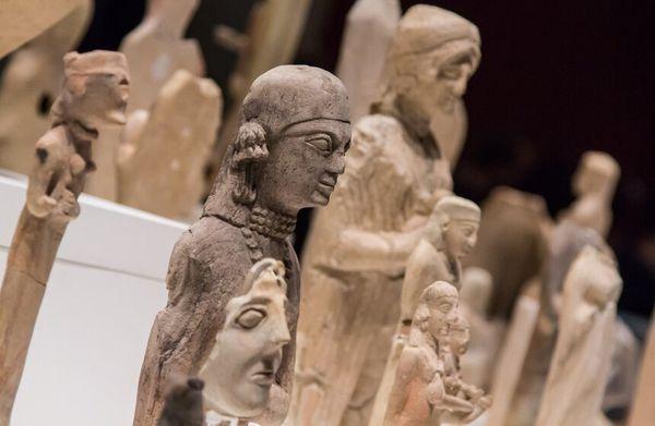 Онлайн-выставка «Искусство Древнего Кипра»