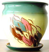 Pots ceramic 'Eight' 4 l
