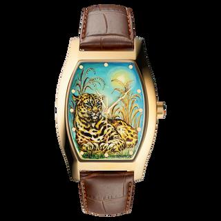 """Palekh watch """"Savannah №73"""