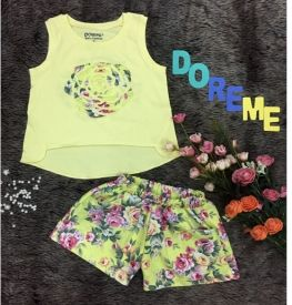 Baby girl uniform - Code 042