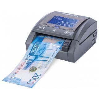 DORS / 210 compact banknote detector, automatic, RUB, IR, UV, MAGNETIC, ANTISTOX