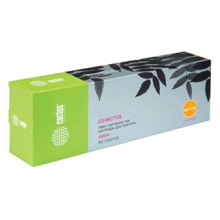 XEROX WorkCentre 7120/7125 CACTUS Toner Cartridge (CS-WC7120M) Magenta, 15,000 pages yield