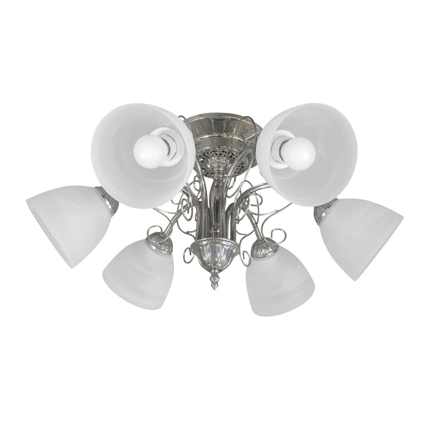PETRASVET / Ceiling chandelier S2106-6, 6xE27 max. 60W
