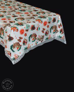 Linen tablecloth С2247Ц