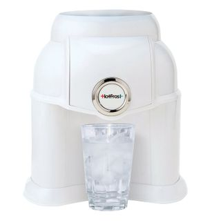 Water-cooler FREE AND HOT FROST D1150R, desktop, 1 tap, white