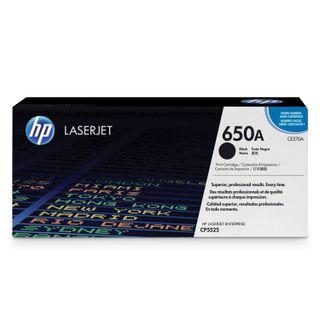 HP Color LaserJet Enterprise CP5525 Black Original Toner Cartridge (CE270A) 13,500 pages