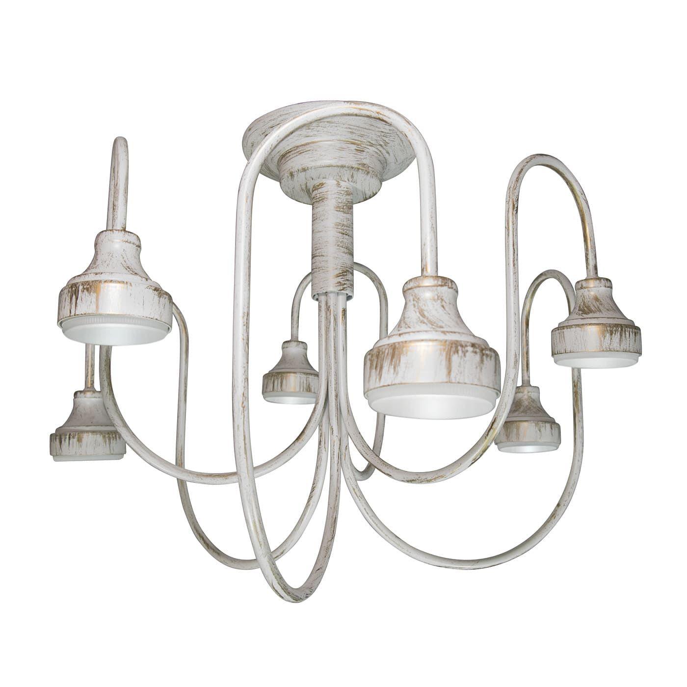 PETRASVET / Ceiling chandelier S2399-6, 6xGX53