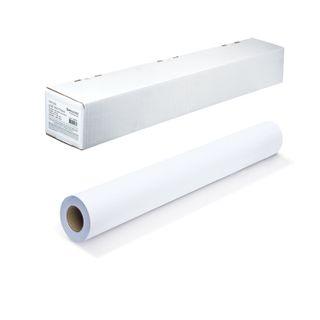 Roll for plotter 610 mm x 30 m x 50.8 mm sleeve, 160 g/m2 CIE whiteness 146%, BRAUBERG