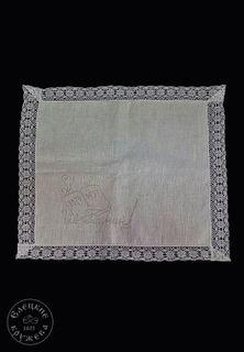 Napkin linen -