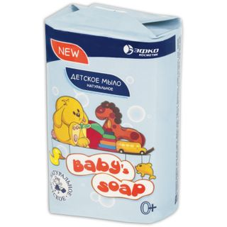 Soap toilet baby 90g, BABY'S SOAP (Baby Soap),