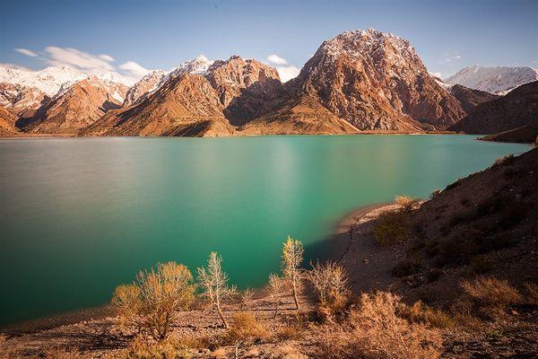 Paints of Tajikistan