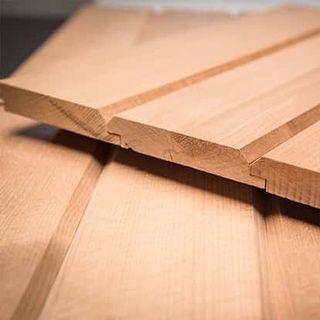 Imitation timber