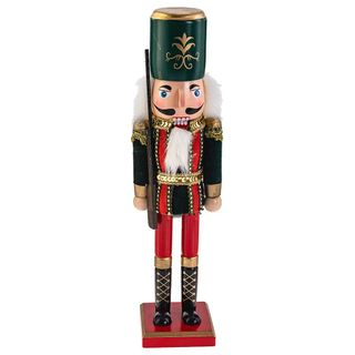 "Wooden figurine ""Nutcracker Mouse king"" 38 cm"