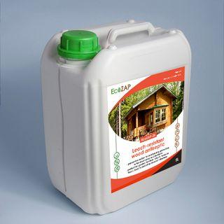 EcoZAP-26  Leach-resistant wood antiseptic