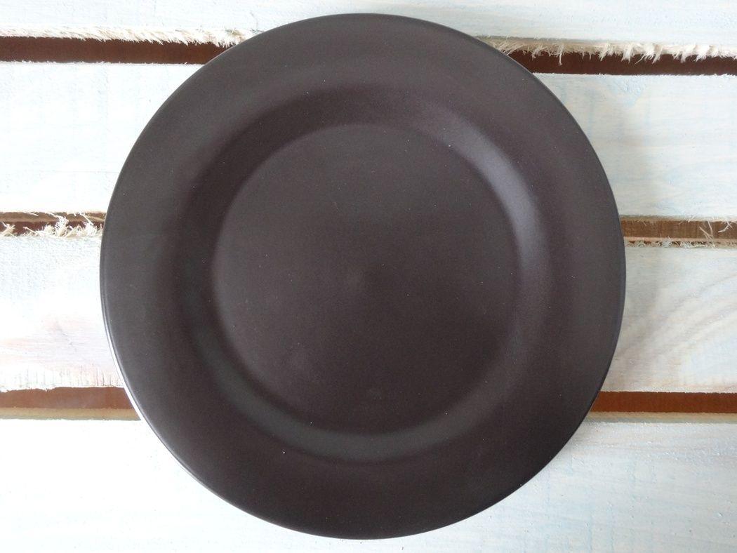"Horex / Plate ""Carbone"" ristorante 260 mm 6 pcs."