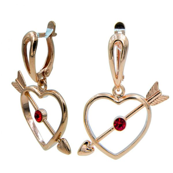 Earrings 30011 'Heart'