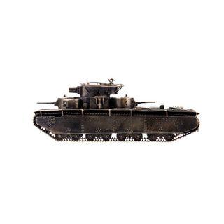 Model of tank T-35 1:72