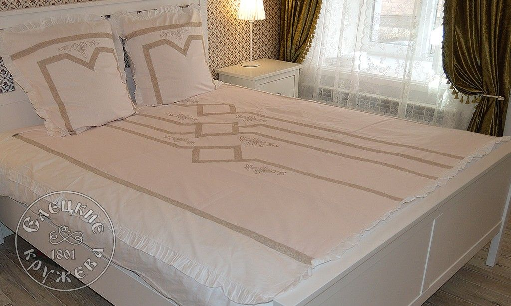 Yelets lace / Double bedding set С2177Е