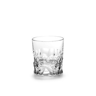 "Set of crystal whisky glasses ""Fantasy"" gloss, 2 PCs in a gift box"