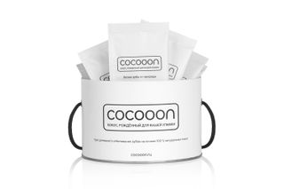 Cocooon - an exclusive course of natural home teeth whitening for 14 days