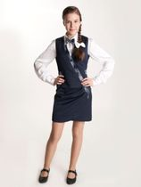 """Vest Classic from the collection """"Change"""", half-visor"""