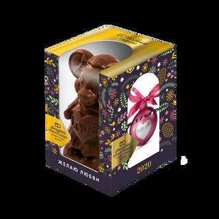 "Chocolate figure ""ChokoMyzhonok"" in a box 100 g"