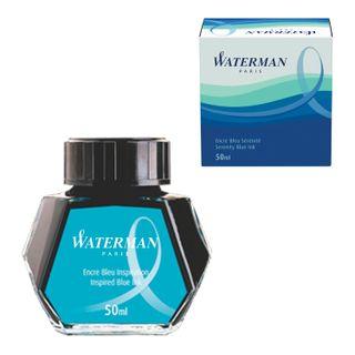 Ink WATERMAN (France), 50 ml, S0110720, blue