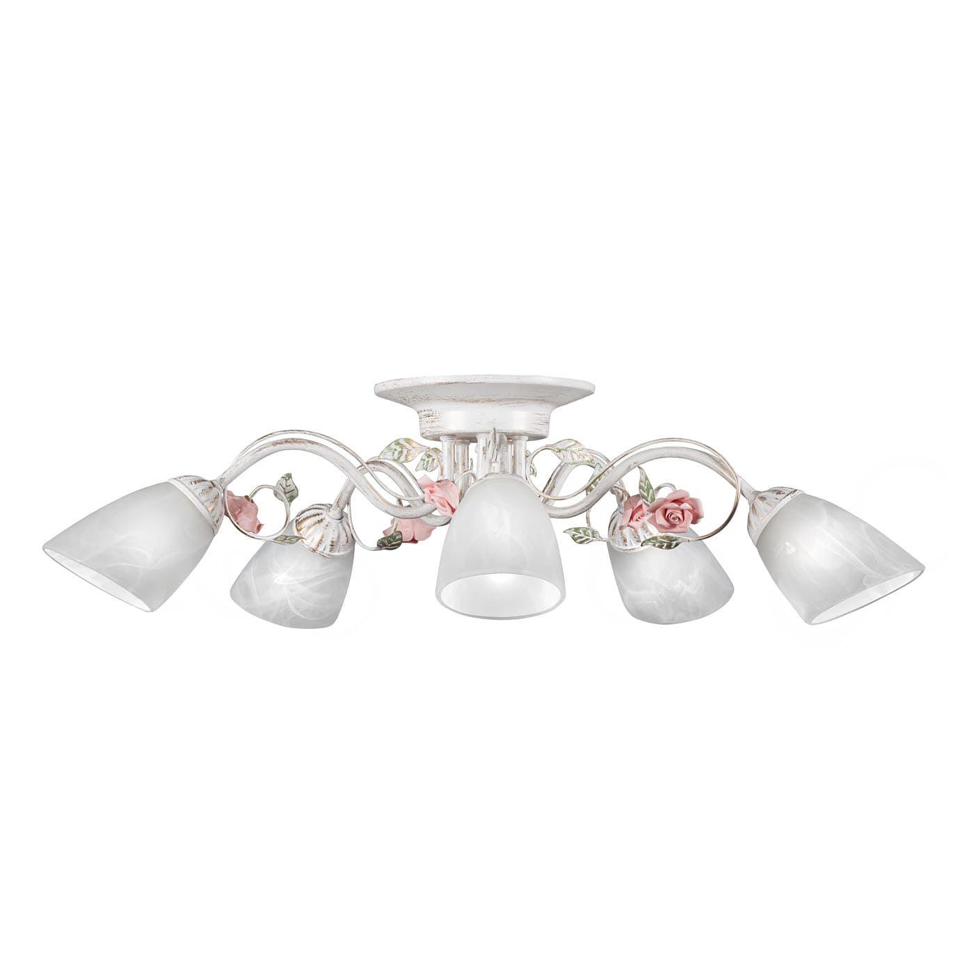 PETRASVET / Ceiling chandelier S2112, 5xE14 max. 60W