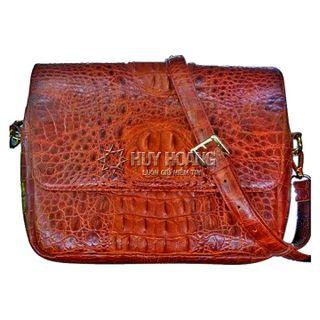 Handbag HH6208 - Crocodile Leather