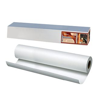 Roll for plotter (canvas), 610 mm x 15 m x bushing 50.8 mm, 340 g/m2 bright white, Matt, cotton cover, LOMOND